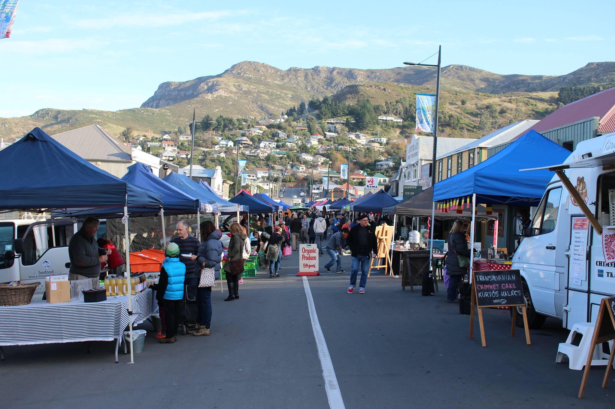 Christchurch-markets