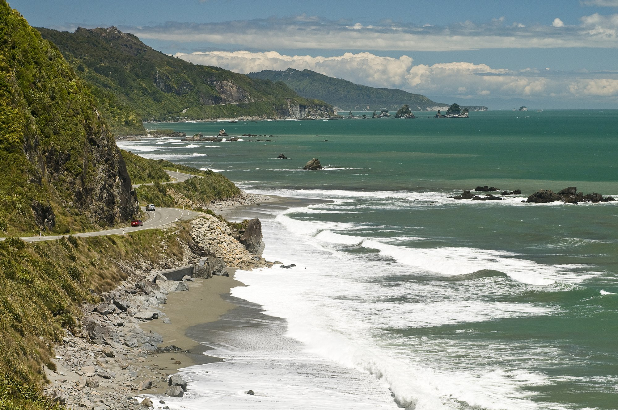 The Classic NZ West Coast