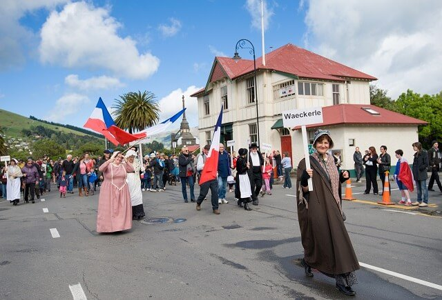 Akaroa French Fest