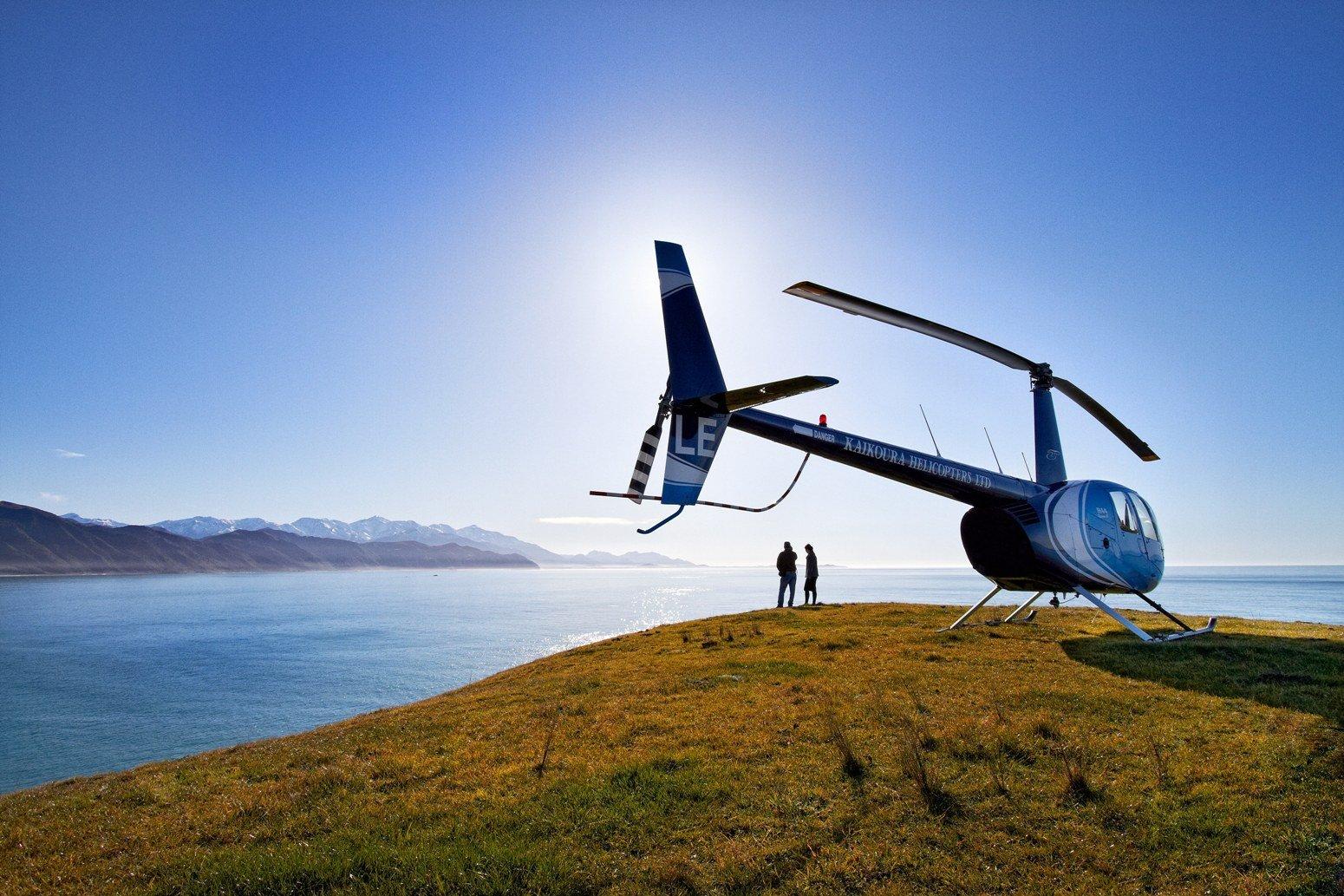 Kaikoura Scenic Flight