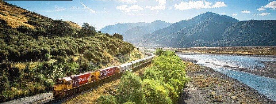 Tranz Alpine Railway